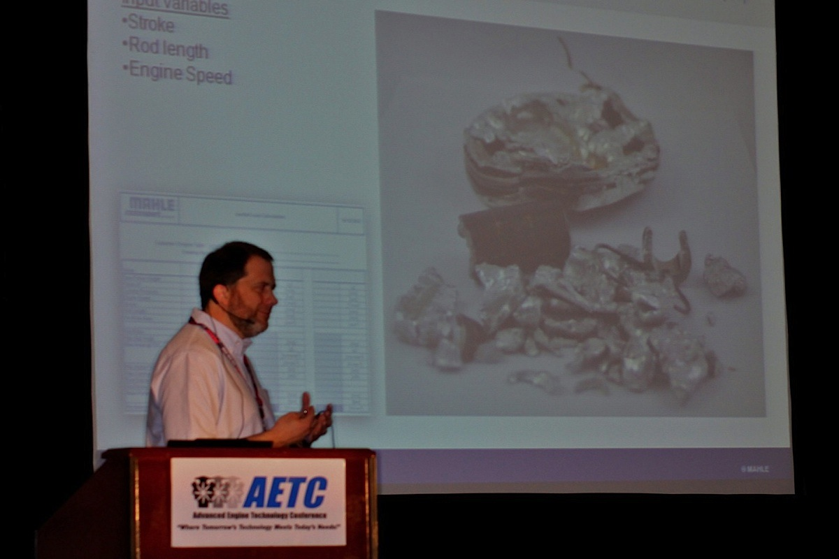 Mahle Tells AETC That Engine Info Is Critical to Piston Selection