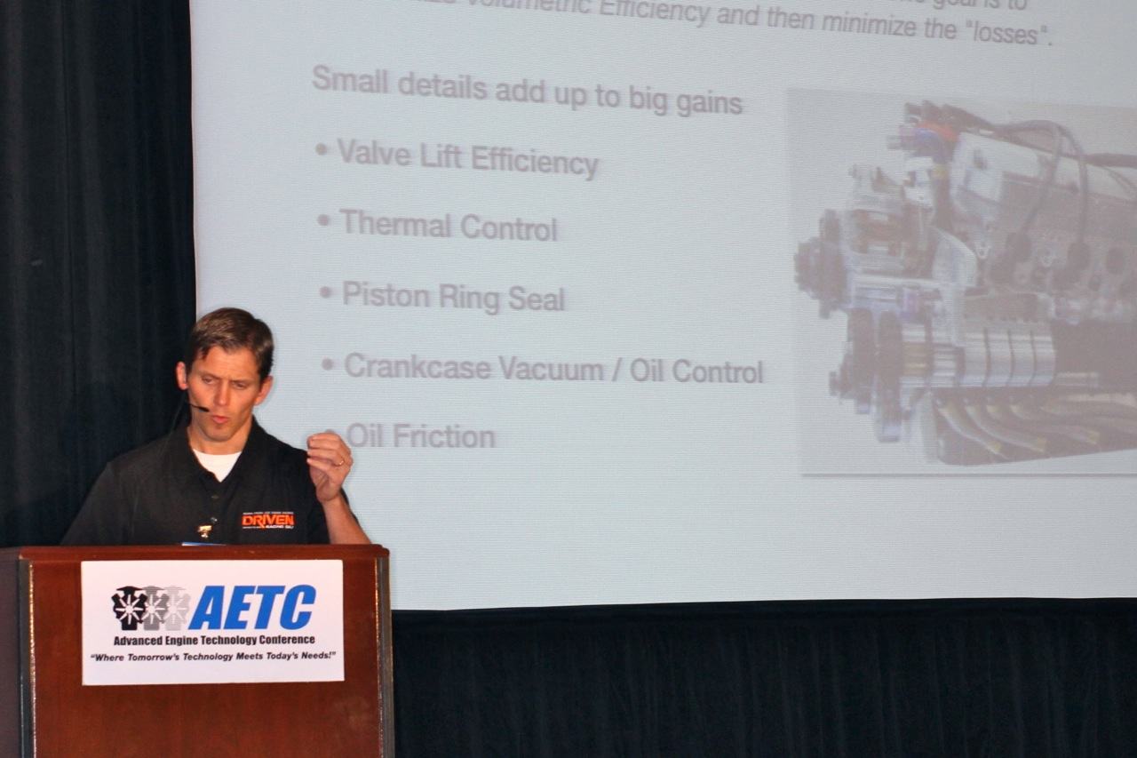Finding Hidden Horsepower Explained by Lake Speed, Jr. at AETC