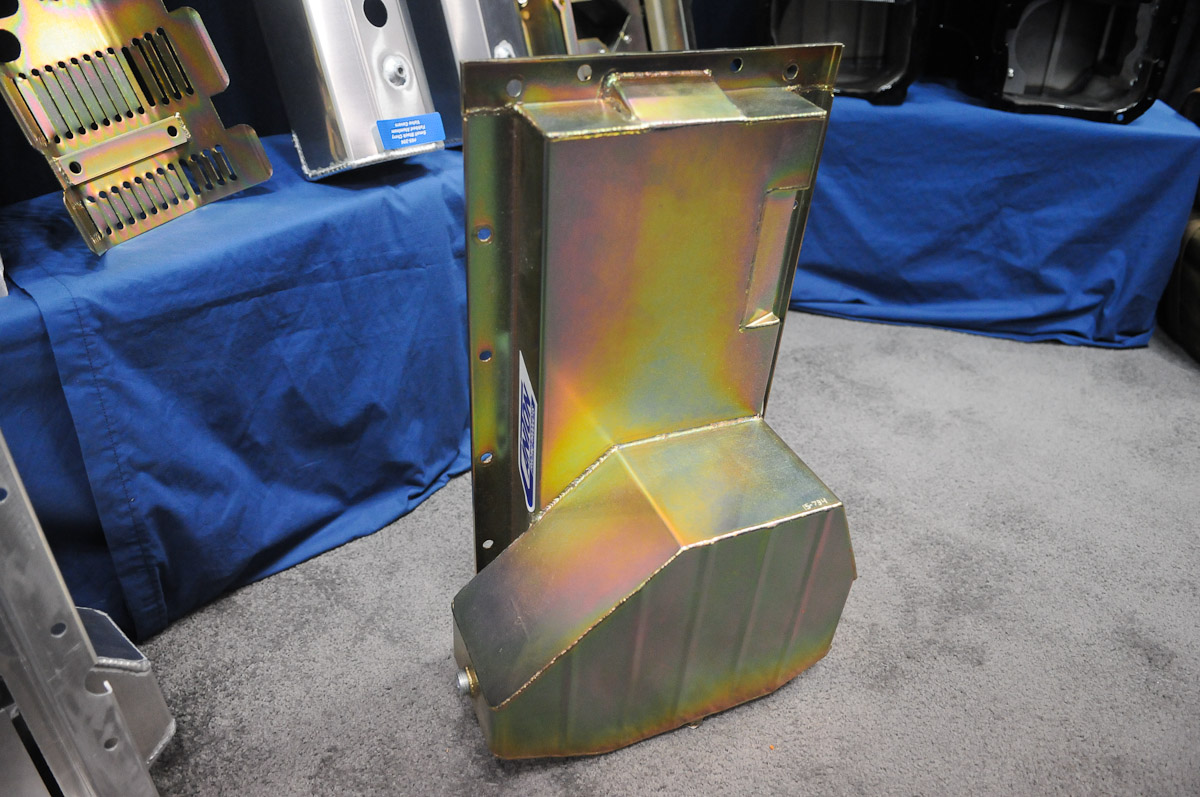 IMIS 2012: Canton's New Road Race/Street Coyote Oil Pans