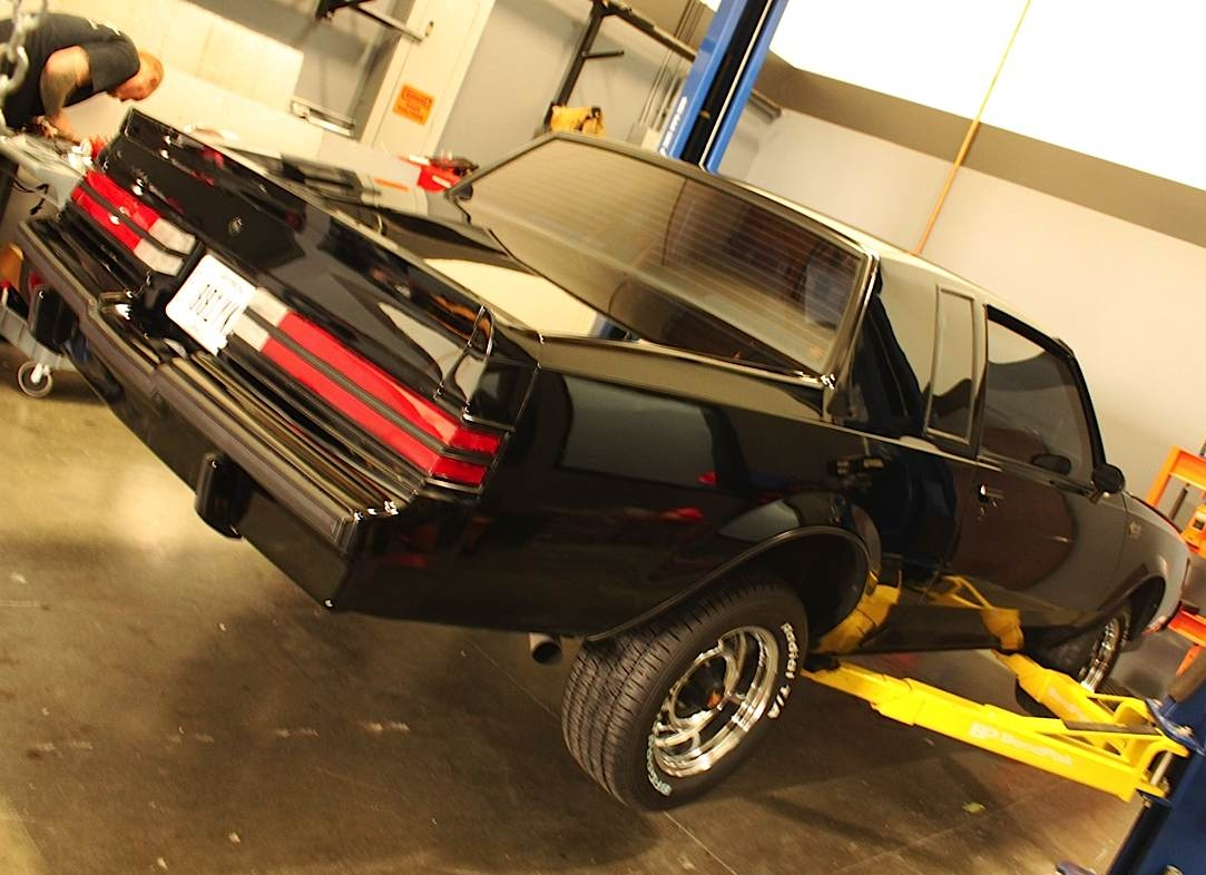 Tech: Installing Hooker Headers On A Buick Grand National