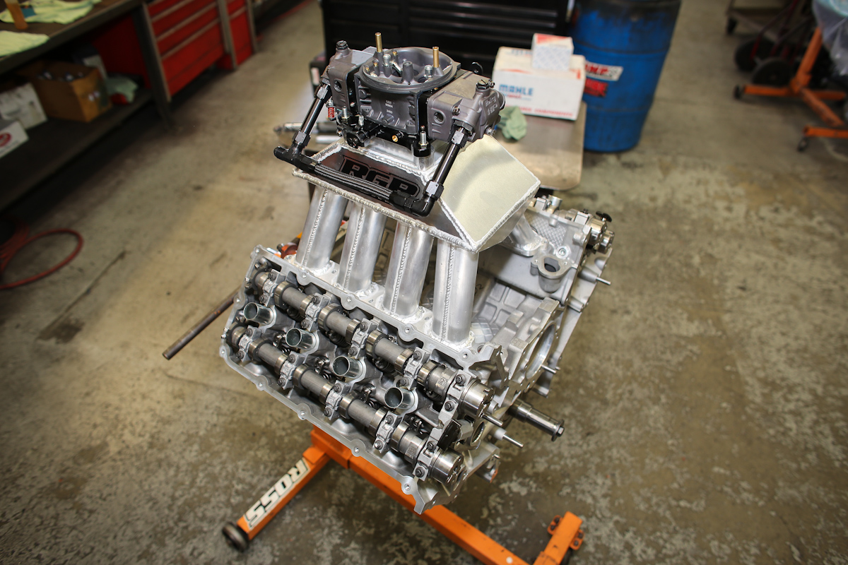 Carbureted Cobra Jet Coyote Part 2: The Short-Block Build
