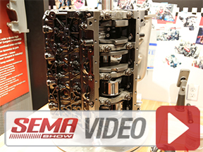 SEMA 2013: More Engine Hard Parts Released From The Banks Power Camp