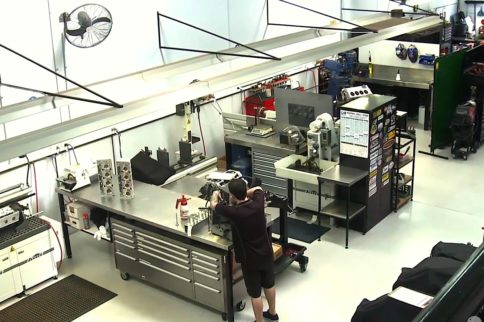 Video: Take a Tour of KRE Racing Engines