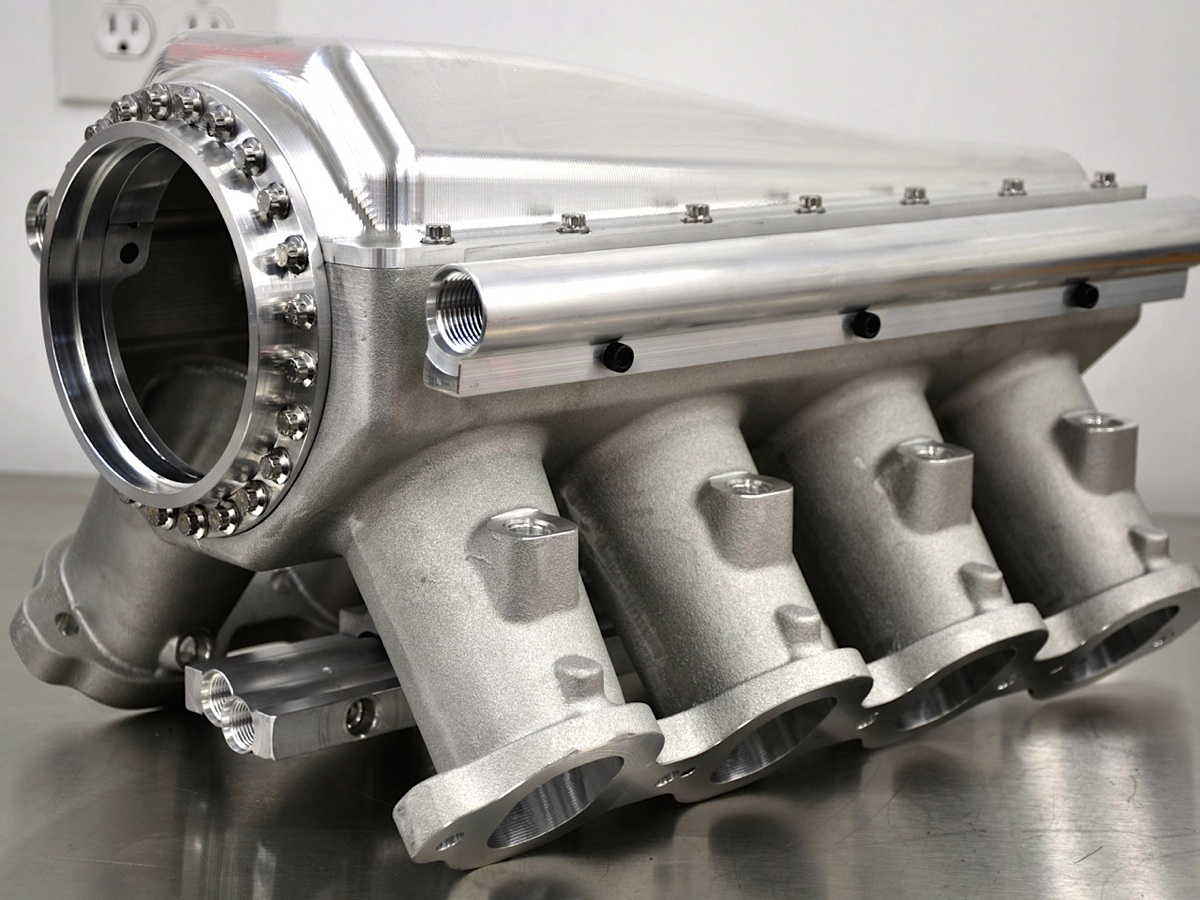 The Anatomy Of A Full Race Radial 275 Induction System