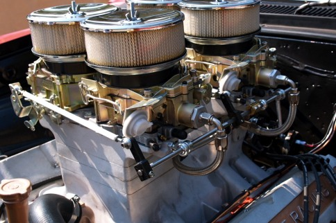 Olds With 4 Quadrajet Carbs: Madness or Hot Rodding At Its Finest?