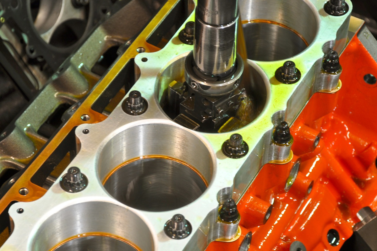 Ring Decisions in a High Performance Boosted Environment