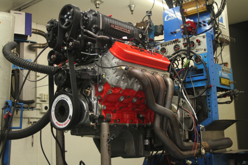 1,000 HP LSX376-B15 Part 2: Supercharged And On The Dyno