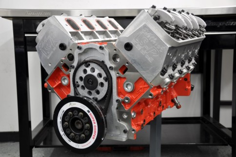 Top Ten LSX Race Engine Build Tips From Late Model Engines