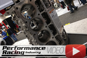 PRI 2014: The New Solid RHS LSX Block And Comp's Sportsman Lifters