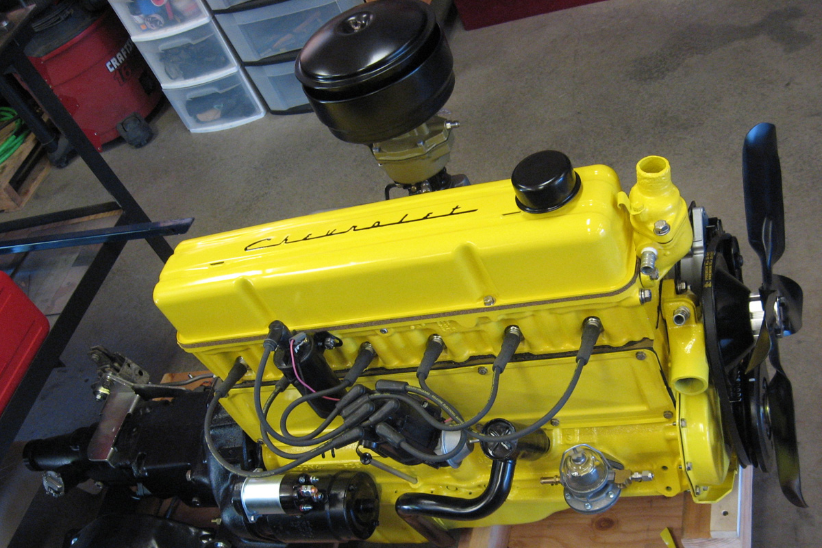 Homegrown Horsepower: Reviving This 261 Stovebolt Is A Labor of Love