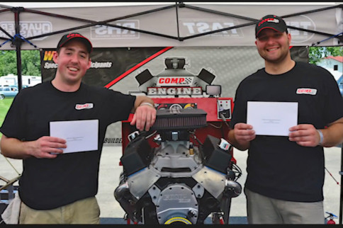 Video: Comp Cams Engine Builder Duel, From The Builder's Perspective