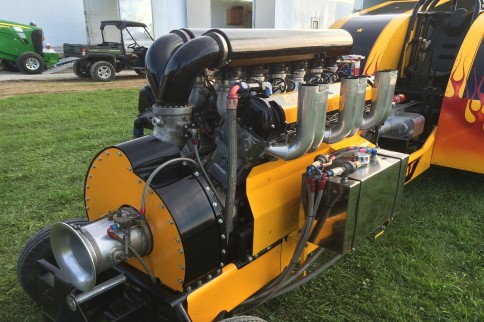 Video: Supercharged 2,239ci Rolls-Royce Griffon Inside The River Rat