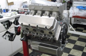 LSX Drag Radial Engine Build Part 2: Capping it Off
