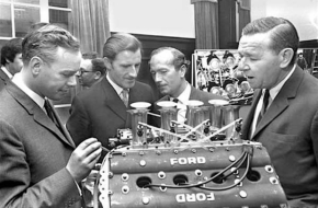 Video: Developing the 1980s F1 Turbo Engines