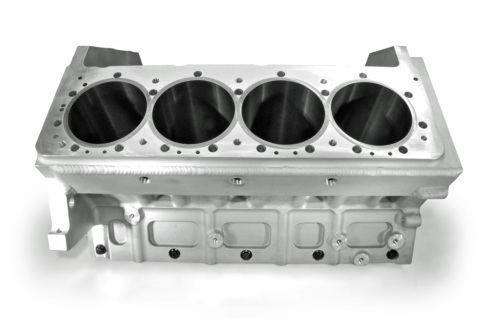 No Replacement - Altered Bore Space Engine Platforms With CFE Racing