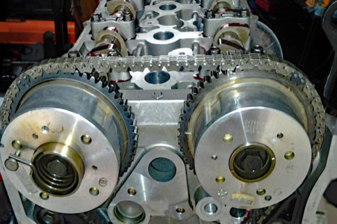 Spooling Up - Tuning DOHC Variable Valve Timing For Boost