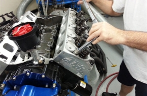 Feed Your Big-Block-Ford With Air Flow Research's Bullitt Heads