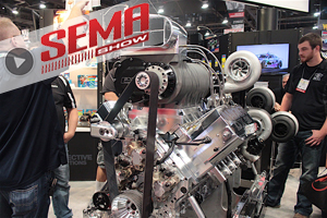 SEMA 2016: This 3,500 HP All-Billet Duramax Relies On ARP Bolts