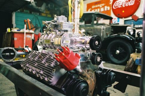 Historic Engines - The Fabulous Ford Flathead