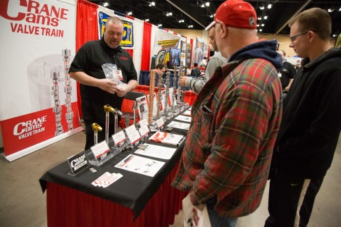 The 2017 Race & Performance Expo Draws Huge Crowds!