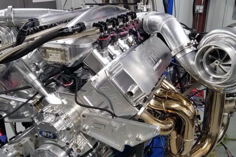 Video: Steve Morris Engines Unveils Twin Turbo 481X Engine Package!
