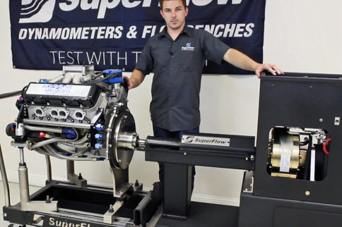 Video: Connecting Your Mill To An Engine Dyno With SuperFlow