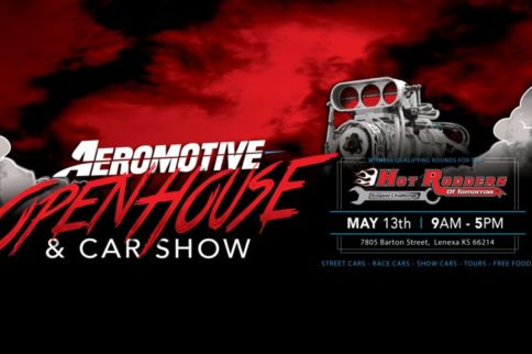 Aeromotive Hosts Hot Rodders of Tomorrow Engine Competition