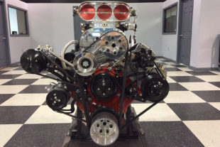 Engine Spotlight: Butler Performance's 535ci Blown Pontiac