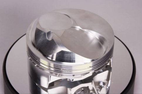 Custom JE Pistons Offer A Wide Variety Of Options