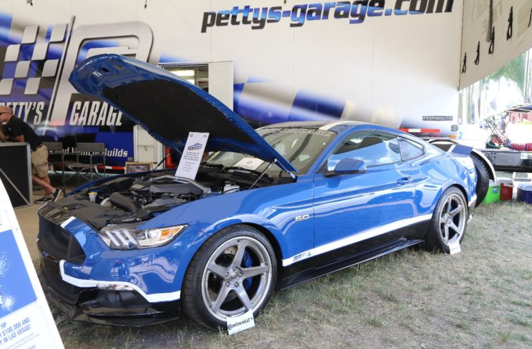 Chance To Win A 1,000HP, Turbo Mustang Ends Sunday