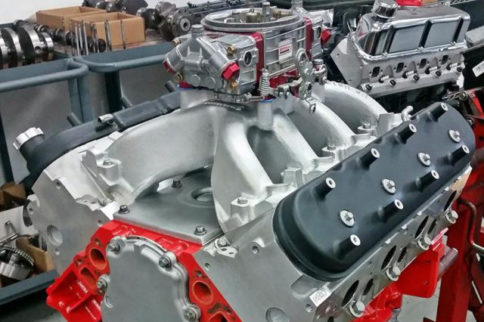"""Video: ATK-built LM7 """"Truck Engine"""" Pumps Out More Than 500 HP"""