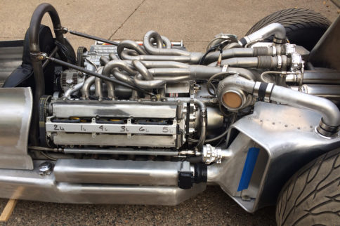 Don Groff's Dual-1JZ V12 Project Nearly Ready To Roar