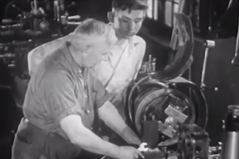 Video: A Captivating Glimpse Into The Manual Machine Shop Of 1942