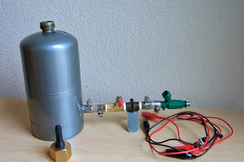 Video: DIY Fuel Injector Testing Rig -- Can You Do Better?