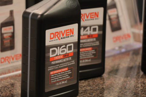 SEMA 2017: Driven Racing Oil Releases Direct Injection Spec Oil