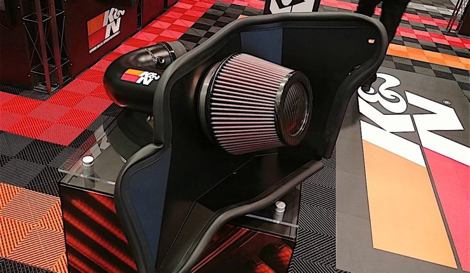 SEMA 2017: Keep A Steady Flow With K&N Filters