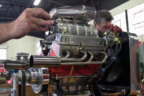 Video: Miniature Engines - Does Scale Size Equal Scale Horsepower?