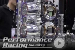 PRI 2017: Frankenstein Engine Dynamics New LS1 Heads And Intake