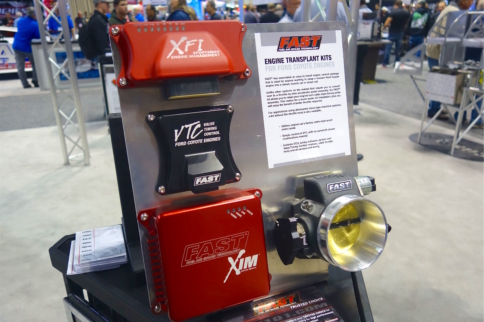 PRI 2017: One Kit Delivers Total Coyote-Swap Control