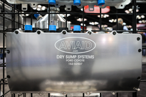 PRI 2017: Sorting Out Dry-Sump Oiling With Aviaid's Help
