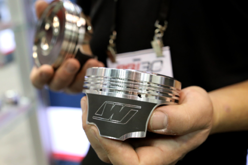 PRI 2017: Wiseco Pistons Gets Direct With Gen V LT1 and L83 Engines