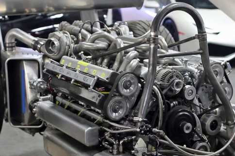 Video: Dual 1JZ V12 Engine Project Finally Comes To Life!