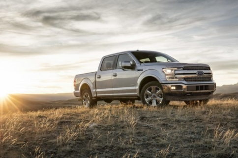 Video: 3.0-Liter Power Stroke Making Its Way To The 2018 Ford F-150