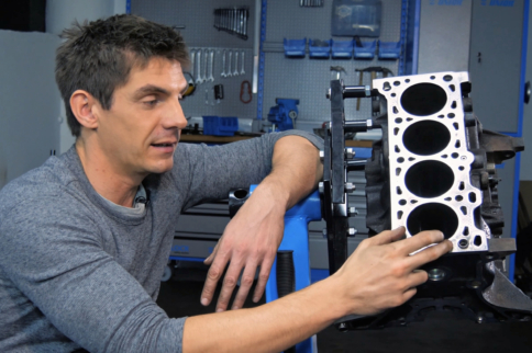 Video: Everything You Ever Wanted To Know About Engine Blocks