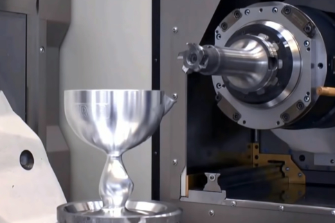 This CNC Machining Video Will Calm Your Soul And Soothe Your Mind