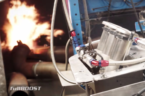 Video: Rowdy 3-Rotor Wankel Engine Winds Up The Dyno Down Under