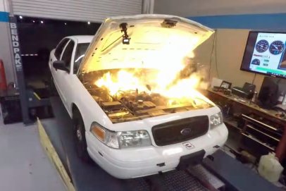 Trying To Blow Up A 4.6-Liter With Nitrous, Ft. Cleetus McFarland